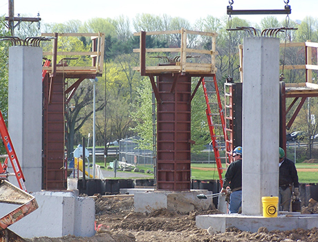 Concrete Form Design, Concrete Form Fabrication | Carbondale, PA