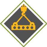 Structure Construction Icon